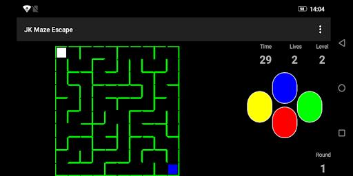 Télécharger JK Maze Escape mod apk screenshots 3