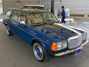 Eクラス ステーションワゴン W123のカスタム事例画像 DSKさんの2019年10月08日12:58の投稿