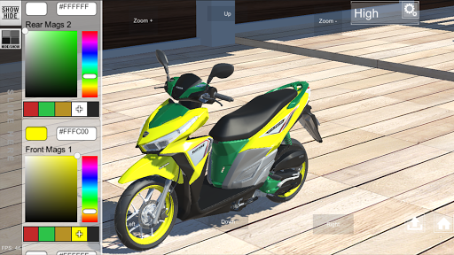 Honda: Click/Vario 2.1 screenshots 4