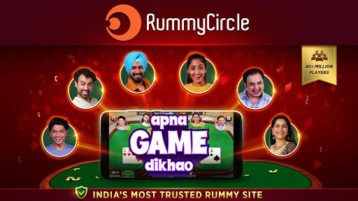 RummyCircle - Play Ultimate Rummy Game Online Free 1.11.20 screenshots 1