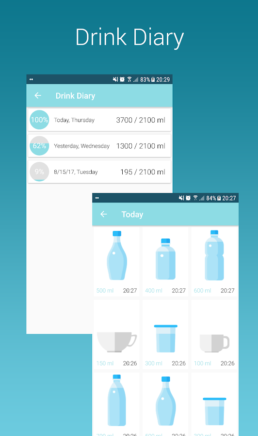 Drink Water Aquarium - Water Tracker & Reminder- screenshot