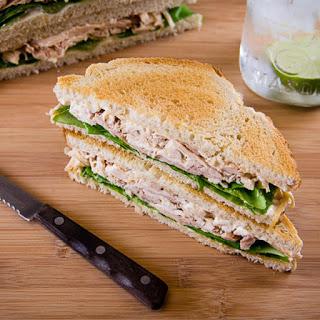 Shredded Chicken Sandwich Recipe