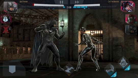 Injustice 2 Apk Mod God Mod + Hit Kill 7