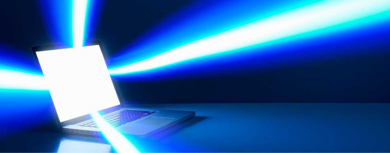 lumière bleue ordinateur