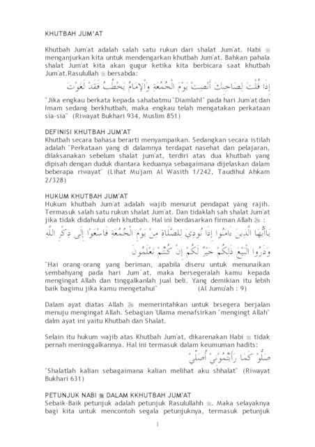 Contoh Khutbah Bahasa Sunda : contoh, khutbah, bahasa, sunda, Kumpulan, Khutbah, Jumat, Bahasa, Sunda, Repairfasr