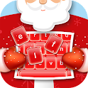 Merry Christmas Keyboard App icon