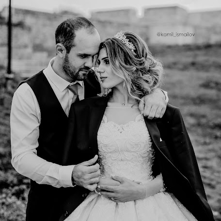 Wedding photographer Kamil Ismailov (kamilismailov). Photo of 10.12.2017