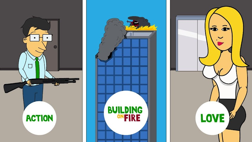 android Building on Fire Screenshot 1