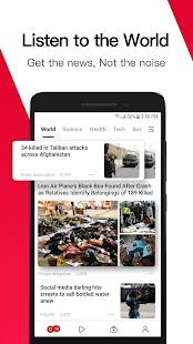 News Republic - Breaking and Trending News Screenshot
