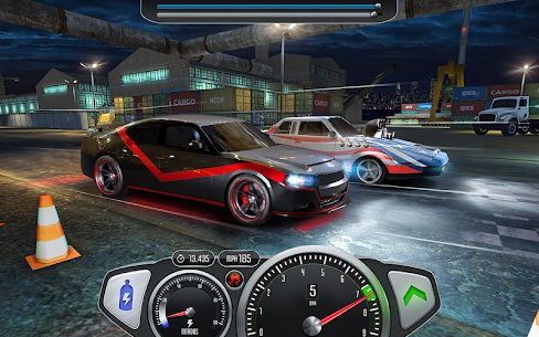 Top Speed Mod Apk : Drag & Fast Racing (Unlimited Money)