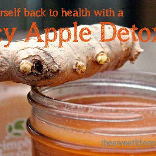 Spicy Apple Detox Juice