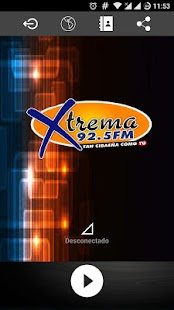 Xtrema 92.5 FM Santiago - náhled
