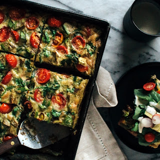 California Avocado & Egg Casserole
