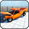 Car Crash Driving Game: Beam Jumps & Accidents icon
