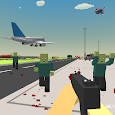 Airport City Zombies Hunter apk