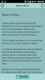 Motorcycle Riding Techniques For Beginners - náhled