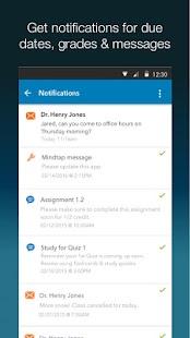 MindTap Mobile - náhled