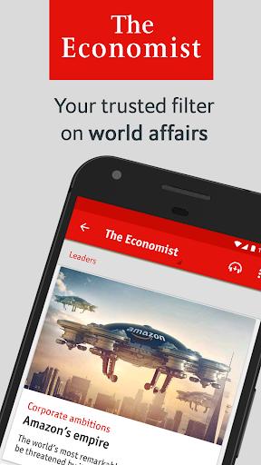The Economist: World News Screenshot