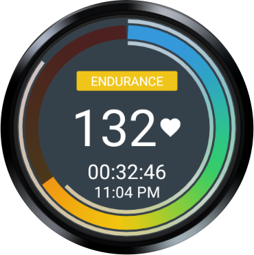 MotiFIT - Heart Rate Monitor- screenshot