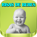 Risas de Bebes Graciosas icon
