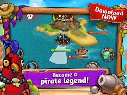 League of Pirates- screenshot thumbnail