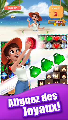 Télécharger Jewel Ocean - New Free Match 3 Puzzle Game apk mod screenshots 6