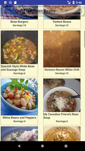 Bean Salad Recipes 5.0 screenshots 2