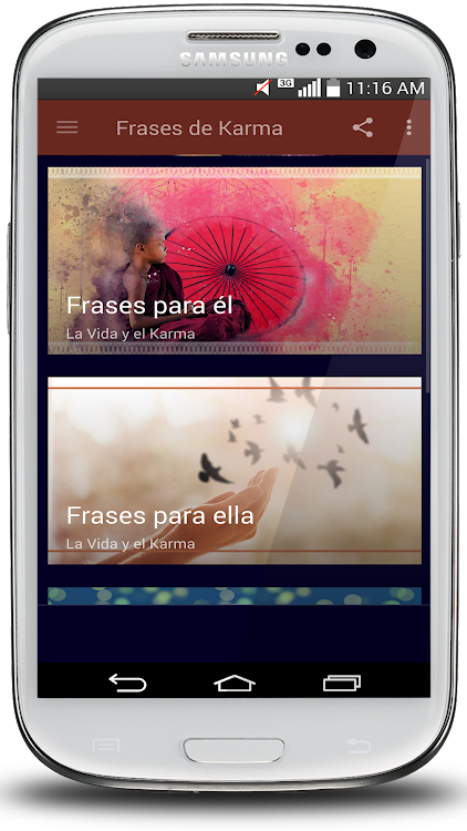 Frases De Karma Android Apps Appagg
