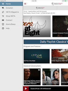 Classical WETA- screenshot thumbnail
