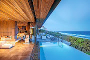 Zimbali is listed as one of  SA's   top  residential estates with its breaktaking scenery.