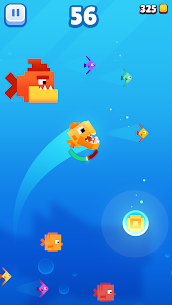 Fishy Bits 2 MOD (Unlimited Coins) 1