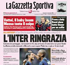 Photo: 14 settembre 2008. Stesso episodio di Bologna-Juve, diverso il titolo