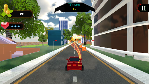 Infinity Race screenshot 2
