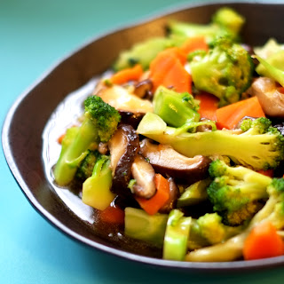 Broccoli Carrots Mushrooms Recipes
