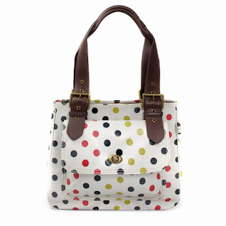 Polka Classic Shoulder Bag