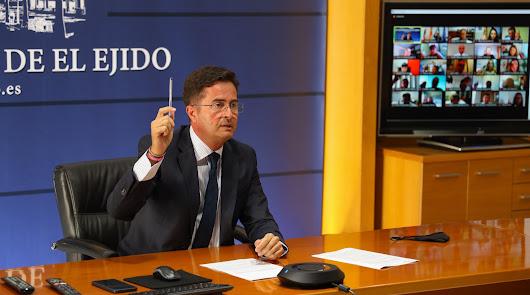 El Ejido dispone de un margen de 25M€ para movilizar sus inversiones