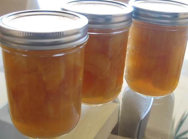 Honey'd Grapefruit