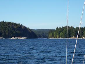 Photo: Near Deadman Island