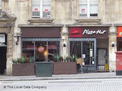 Pizza Hut On St Augustines Parade Restaurant Pizzeria