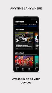 Eurosport: Sports News, Results & Scores Mod Apk (No Ads) 4