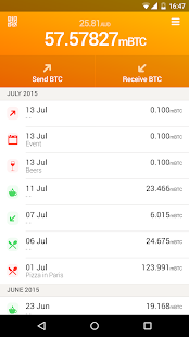 EI8HT Wallet- screenshot thumbnail