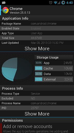ROM Toolbox Lite screenshot 7