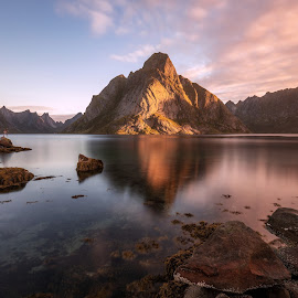 by Richard  Harris - Landscapes Mountains & Hills ( mountains, norway )