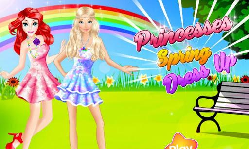 休閒必備免費app推薦|プリンセス春のドレスアップ線上免付費app下載|3C達人阿輝的APP