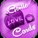 Gentle Love Sweet Ecards icon