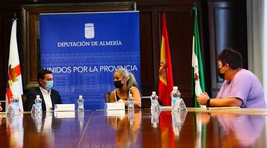 Diputación, con el Congreso de Peñas