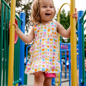 Sabrina at 22 months by Jordan Crick - Babies & Children Children Candids ( time, season, canada, location, camera, summer, fuji x100t, public, bc, vancouver, KidsOfSummer )