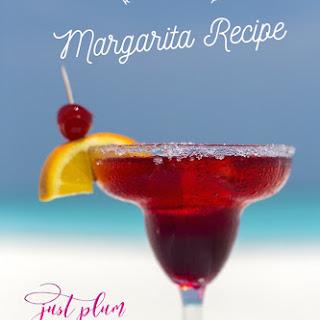 Raspberry Margarita Recipe #CincodeMayo