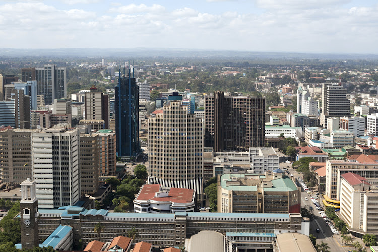 The Nairobi skyline. Picture: THINKSTOCK