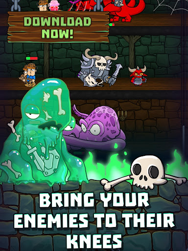 Idle Dungeon Heroes  screenshots 8